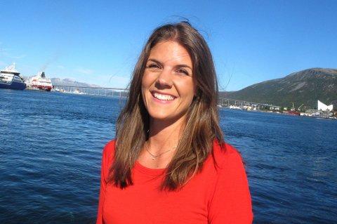 Ida Rishaug, gründer i Moment Norway