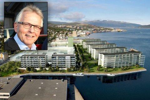 GIR SEG PÅ TOPP: Helge Kræmer går av som toppsjef etter 25 år i familiebedriften.