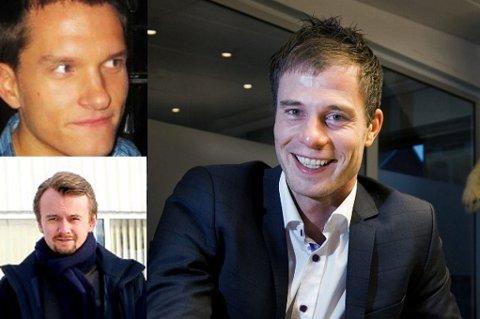 NYE SELSKAPER: Pokermillionær Terje Augdal (styreleder) og Eskild Endrerud (styremedlem) har registrert selskapet TROMSØ BOLIGUTVIKLING AS med forretningsadresse på Tomasjordnes . Kurt Figenschau har åpnet virksomhet i selskapet FIGENSCHAU HOLDING AS.