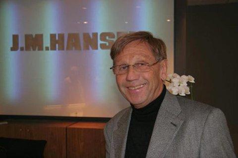 GJØR DET SELV: Investor og pensjonist - Odd Erik Hansen.