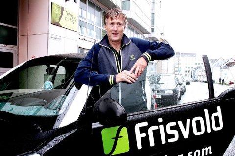 RIK PÅ UNDERVISNING: Ståle Frisvold solgte Frisvold Privatgymnas - og tjente bra på det.