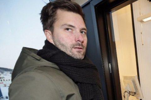 BYTTET UT: Ronny Repvik byttes ut som regiondirektør i Rema 1000.