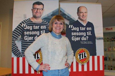 NY DAGLIG LEDER: Cecilie Nøstvik går fra TIL til Tromsø Safari.