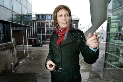 Grete Kristoffersen, direktør i NAV Troms og Finnmark
