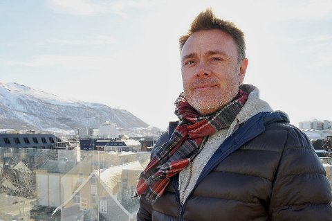 NYTT SELSKAP: Bård Sverdrups nye entreprenørselskap har fått navnet Pilar Entreprenør AS.