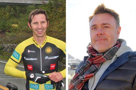 NY MANN INN: Bård Sverdrup er et kjent navn på topplisten over inntekt i Tromsø. Ny på lista er Andreas Setting, kjent for mange som en særdeles habil syklist i byen.