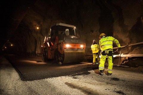 FORSINKET: Nordnestunnelen ble åpnet ett år etter opprinnelig plan.