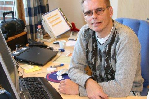 Odd Hugo Pedersen, Norges Lastebileier Forbund.
