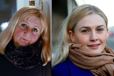 AVSKJED: Teatersjef Inger Buresund måtte gå fra stillingen ved Hålogaland teater. Ragni Løkholm Ramberg er nestleder i styret.