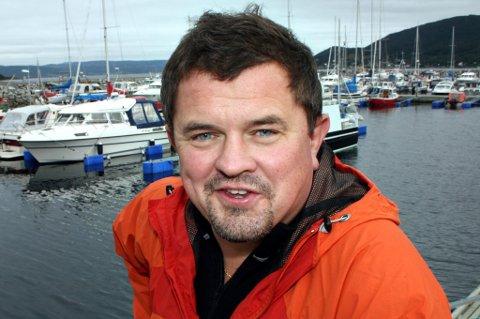 POPULÆR: Mange personstemmer førte den kjente fiskebåtreder Rolf Bjørnar Tøllefsen fra sisteplassen på Høyrelista - til fast plass i Senja kommunestyre.