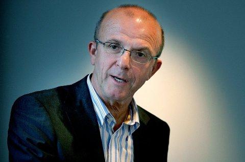 FORØYD: Hans Olav Karde, aksjonær og styremedlem i Olavsvern Group AS, sier at de som eiere har vært fornøyd med avkastningen de har fått på sin investering.