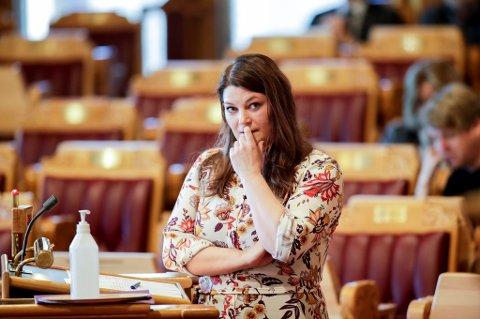 Stortingsrepresentant Cecilie Myrseth (Ap) fra Troms.