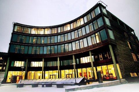 ANGREPET: UiT Norges arktiske universitet ble i forrige uke utsatt for et datainngrep.