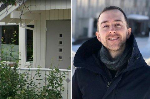 TVIST: Salget av Hagavegen 28 havner i retten. Tidligere huseier Lasse Lauritz Pettersen er saksøker.