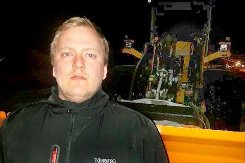 KONKURS: Per-Inge Stenhaug har drevet Stenhaug Maskin og transport i Lyngen.