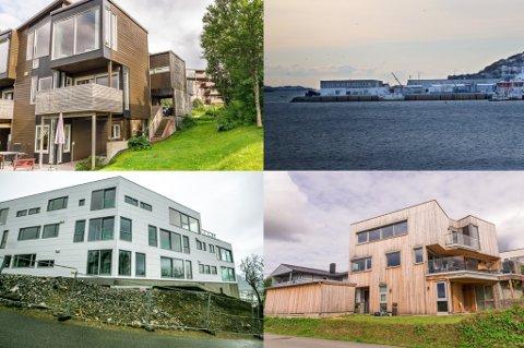 KJØP OG SALG: Flere boliger over ti millioner kroner - blant annet i Stallovegen og i Vesterligvegen og på Storhaugen. I tillegg omstridt salg av eiendom på Rebbenesøya.