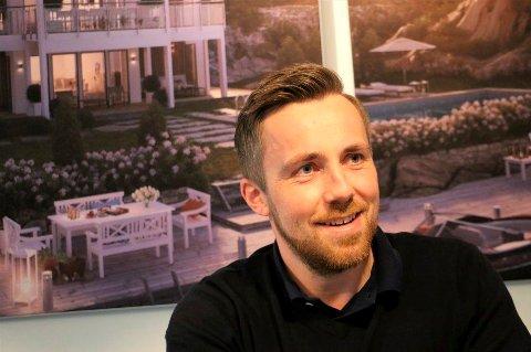 MELDTE OPPBUD: Thomas Henriksen eide 51 prosent av MP Bygg som nå har meldt oppbud. Henriksen sier oppbudet ikke påvirker hans øvrige virksomhet.
