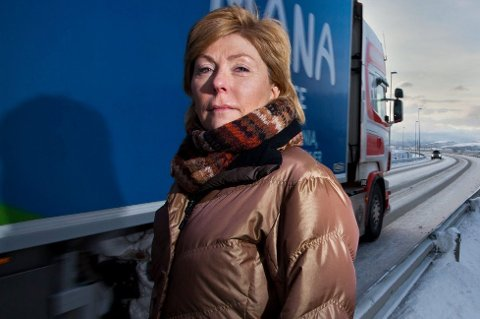 UTVIKLINGEN: - Forholdene til de ansatte i fiskeindustrien er ikke oppgradert i tråd med samfunnsutviklingen. Du får ikke nordmenn til å bo seks personer på et fellesrom med gassbluss i gangen, sier Synnøve Søndergaard.