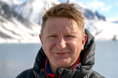 VENDER TILBAKE: Bjørn Tore Markussen vender tilbake til Tromsø etter 20 år.