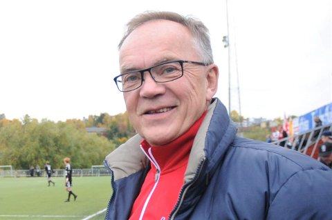 TIDLIGERE STYRELEDER: Torbjørn Storsve er ny daglig leder i Nettselskapet. Her fra tiden som LFKs styreleder.