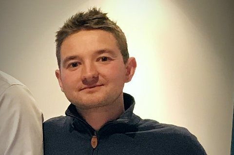 SJEF: Ole Martin Løfsnæs er ny daglig leder i Namdal Rensefisk.