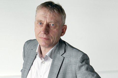 Ansvarlig redaktør i Romerikes Blad og Ekstra, Magne Storedal.