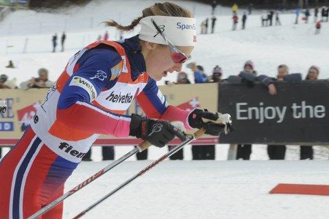 Andreplass til Ingvild Flugstad Østberg i Tour de ski!
