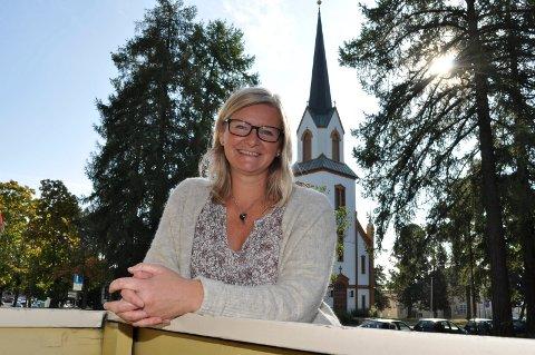 Hilde Kristin Gresbakken Jarlvang, diakon i Gjøvik