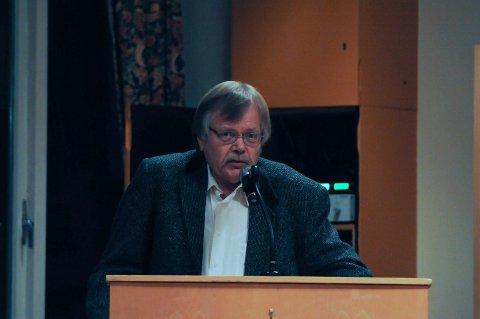 Nordre Land-politiker Arnfinn Eng karakteriserer politireformen for en fjernreform.