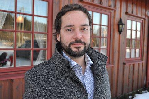 AP-MEDLEM: Sigmund Hagen meldte seg inn i Arbeiderpartiet etter en rekke samtaler med Tore Hagebakken. (Arkivbilde)