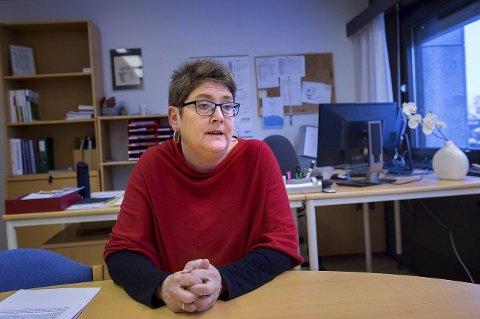 DEMENSPLAN: Kommunalsjef Heidi Koxvig Hagebakken opplyser at et tilpasset tjenestetilbud vil bli diskutert i forbindelse med arbeidet med den nye demensplanen.Arkivbilde