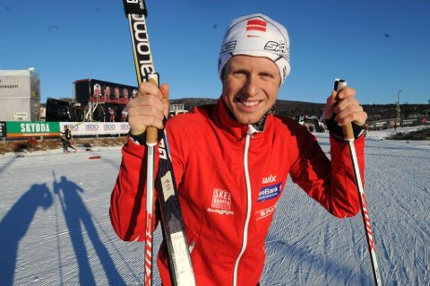 Petter Soleng Skinstad vant fredagsbirken på felleski.