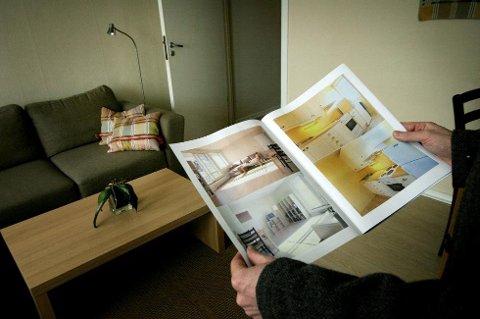 Nye regler: Meglerne ønsker selv å fastsette pris på bolig. Illustrasjonsbilde