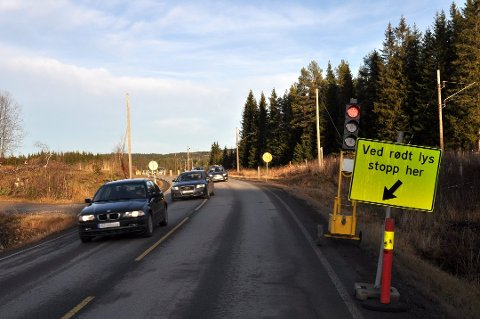 Flere vil nok være interessert i utfallet av erstatningskravet for asfaltflekker en bilfører pådro seg over Vardalsåsen.