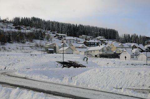 LEDIG TOMTER: Det er fortsatt to ledige boligtomter på Skoglund Øst. (Arkivbilde)