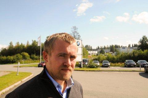 Torje Aleksander Sulland har både eierskap og sjefsstilling i Sulland-konsernet.