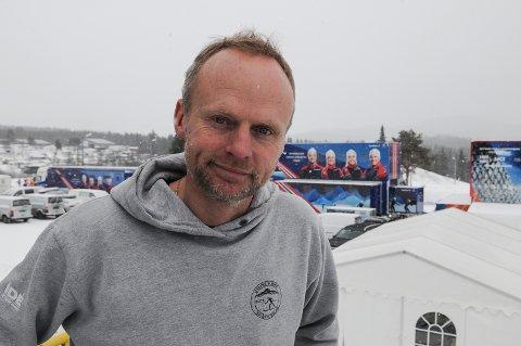 JAKTEN HAR STARTET:Ordfører  Kjell Berge Melbybråten ser ikke bort fra at en kommende rådmann kan være blant nyttefolket på Beitostølen, eller på annen måte han en tilknytning til Valdres. Foto: Ingvar Skattebu