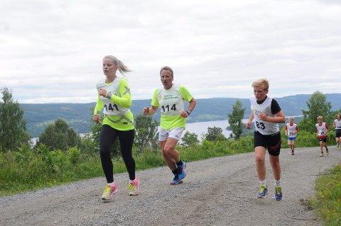 """MOTBAKKELØP: Lørdag arrangeres motbakkeløpet """"Fra fjord til Helvete"""" for tredje gang. Arkivbilde"""