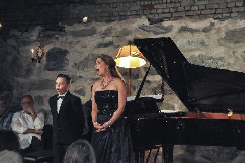 Operameny 2017, Andreas Noraker og Eli Kristin Hanssveen.