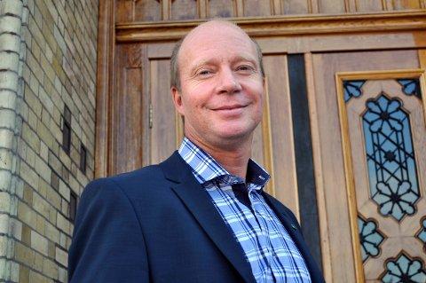 GRØNN SATSING: Ketil Kjenseth fra Gjøvik, avtroppende stortingsrepresentant og leder av Stortingets energi- og miljøkomité, starter eget rådgivingsfirma og satser fra Gjøvik.