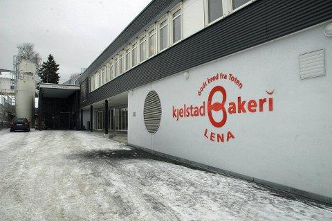 Kjelstad på Bilitt leverer brød til store deler av Innlandet.