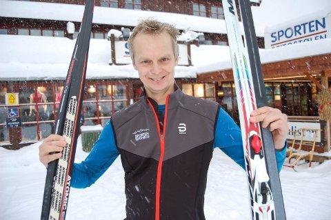 Asgeir Larsen, Sporten Beitostølen