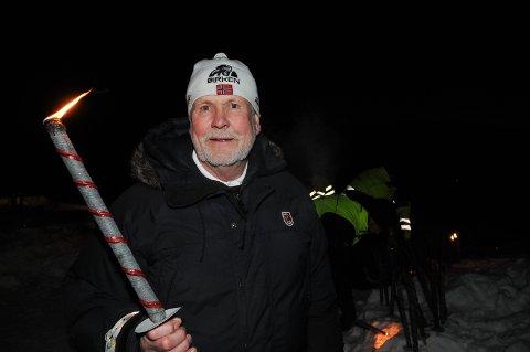 Ivar Ringen har arbeidet med trafikksikkerhet i Oppland i snart 49 år. Nå gir han seg.