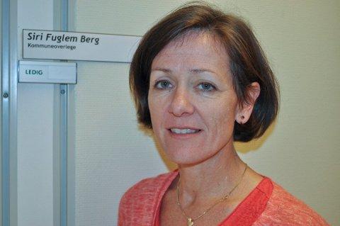 Siri Fuglem Berg vil bli konstituert som midlertidig legevaktsoverlege inntil ny overlege er på plass