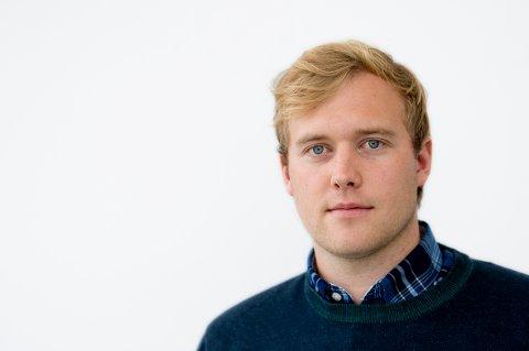 DIGITALREDAKTØR: Erik Børresen er ansatt som digitalredaktør i Oppland Arbeiderblad. Han starter i stillingen senest 1. februar.