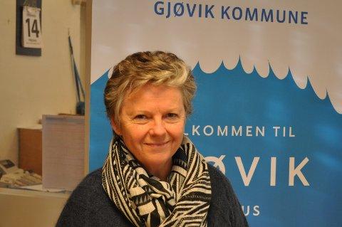 ÅPNER DØRENE: – Pårørende som ønsker å være med på julemiddagen ved Sørbyen omsorgssenter skal selvfølgelig få lov til det, sier Mette Hafstad, tjenesteleder for sykehjem i Gjøvik.