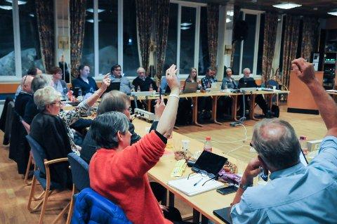 Med 16 mot 12 stemmer er det klart at også Nordre Land vil gå inn i Gjøvik Land barnevernsjeneste. Foto: Ingvar Skattebu
