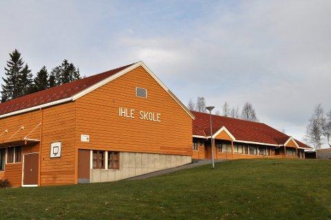 NEDLAGT: Ihle skole blir barnehage og flerbrukshus. ARKIVBILDE