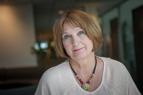 LIKEBEHADNING:Det er viktig at sakene behandles likt, sier UNE's direktør Ingunn-Sofie Aursnes.