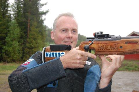 Roger Ottosen stakk av med et nytt mesterskap da Opland skyttersamlag kåret sine feltmestere lørdag.